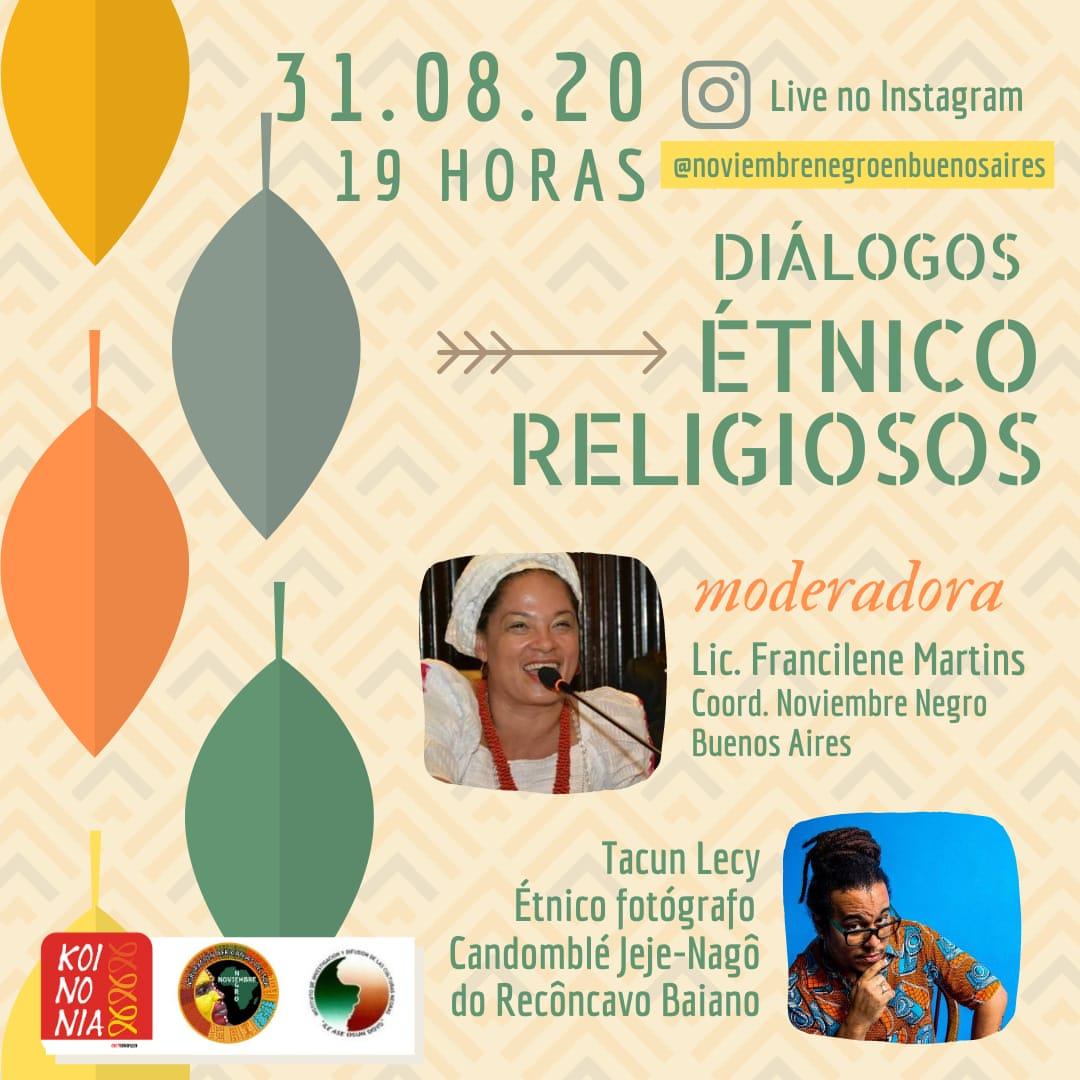 Diálogos Étnico Religiosos
