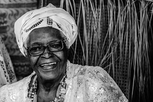 Mãe Stella de Oxóssi: o sorriso de Odé Kayodê