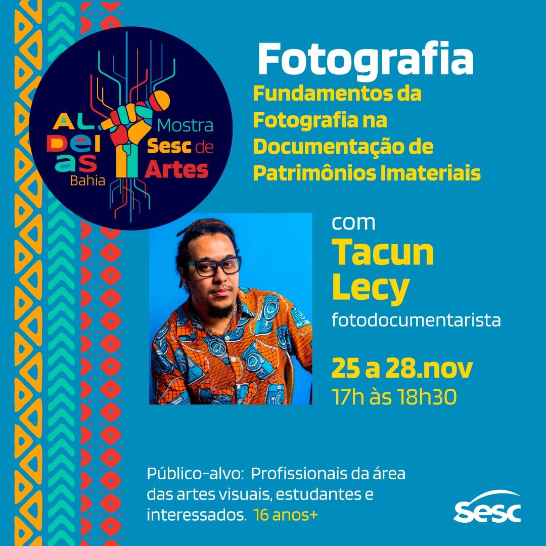 Aldeias Bahia Mostra Sesc de Artes