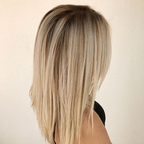 Blond Hair 👱🏼♀️_#blondhair #blondehai