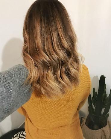 Autumn 🍁_#hairstyle #hairdresser #haird