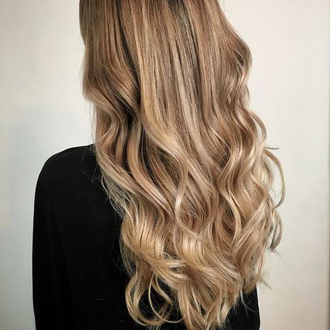 Highlight ☀️_#blondehair #blonde #highli