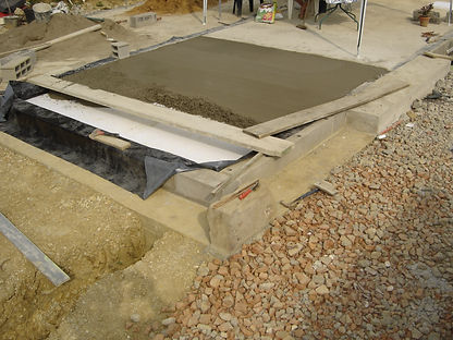 Concrete Oversite