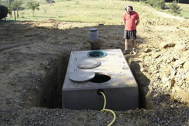 Septique Tank