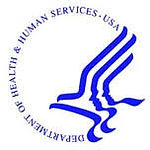 US Dept of Health and Human Svcs logo