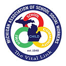 Michigan Association of School Social Workers logo