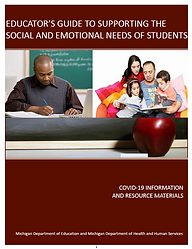Educators Guide to Supporting the SEL Needs of Students cover