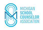 Michigan School Counselor Association logo