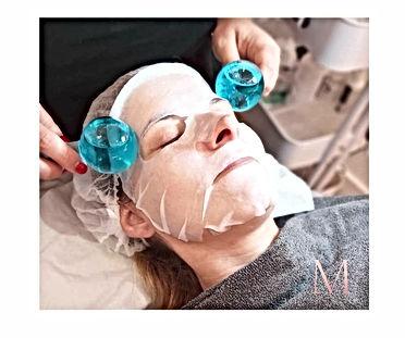 Ice Globes & Jade Roller Massage  - Homestudy
