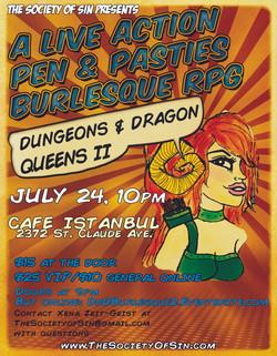 Dungeons & Dragon Queens