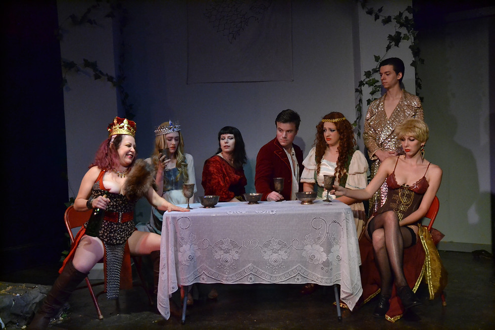 New Orleans Burlesque Game of Thrones The Society of Sin