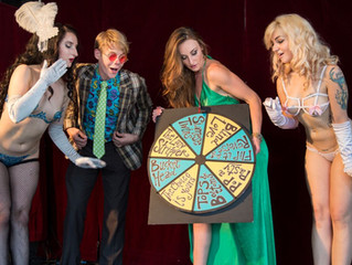 New Venue For Burgeoning Burlesque Gameshow