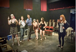 Ready or Not, Here We Come!: The Society of Sin Prepares for Batman Burlesque in Jackson, MS