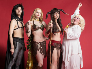 The Society of Sin Returns to the Stage with Choose-Your-Own-Adventure Burlesque