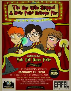 Harry Potter Burlesque & Yule Ball