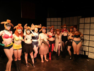 Meet The Society of Sin: A New Orleans Burlesque and Variety Collective