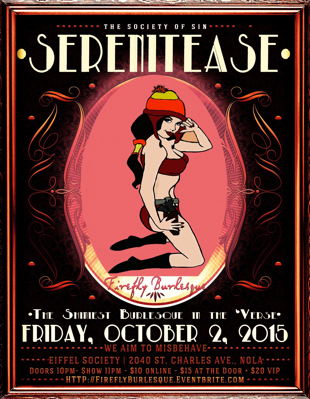 Serenitease: Firefly Burlesque