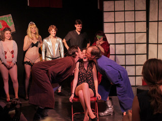 Always Sunny in Burlesque a Hit!