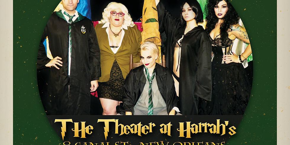11p - Harry Potter & The Bedchamber of Secrets: A Burlesque Play