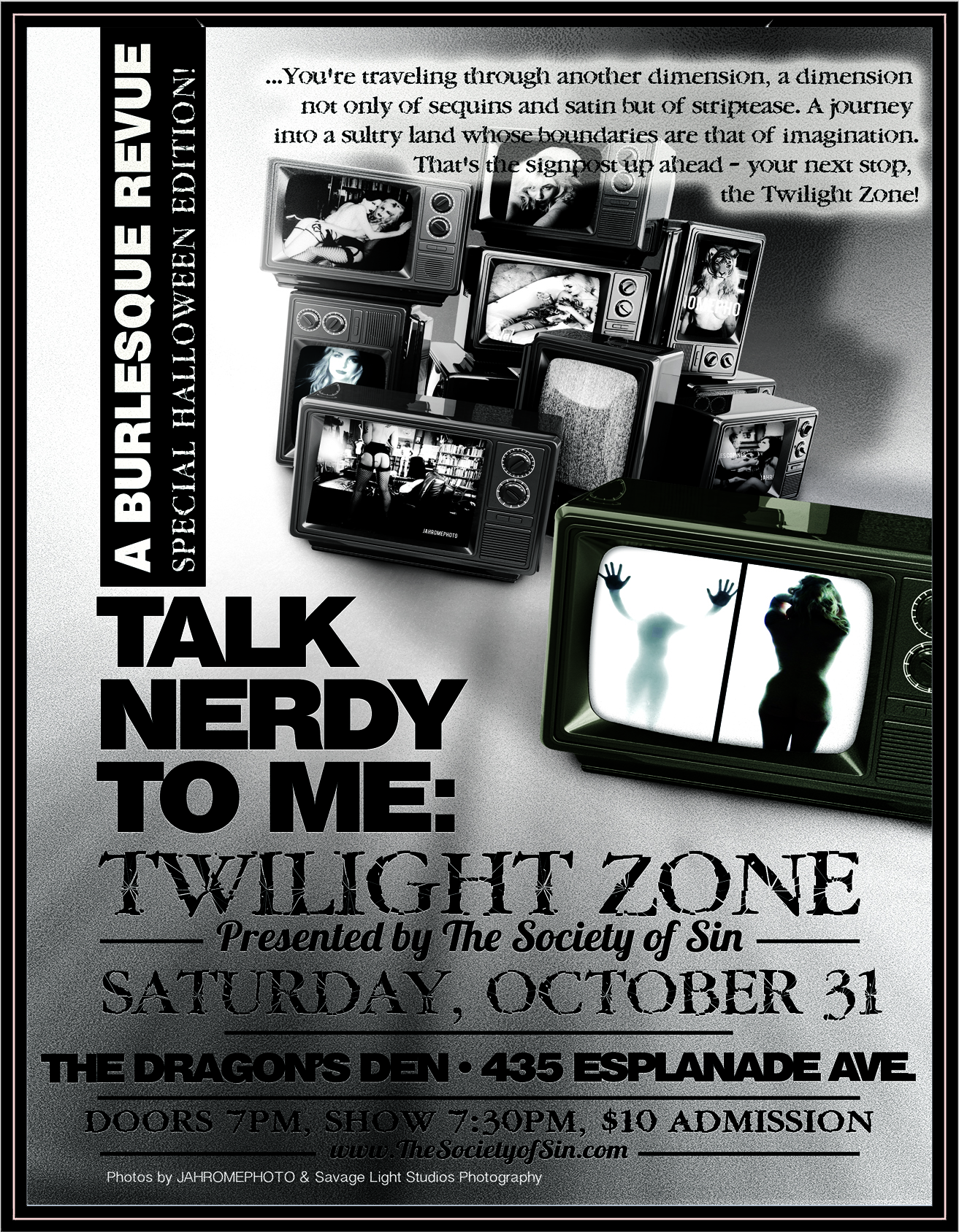 Talk Nerdy To Me: Twilight Zone