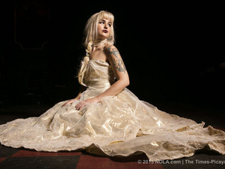 Insightful Article on the Future of New Orleans Burlesque Featured on Front Page of Nola.com