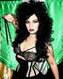 This Sunday catch me as Bellatrix LeStra