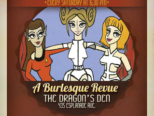 The Society of Sin Makes Nerdlesque a Weekly Event