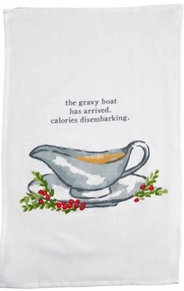 GRAVY FOOD TOWEL