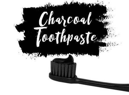 Black Charcoal Toothpaste