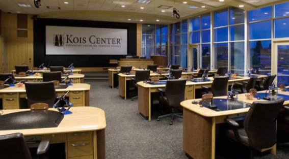 what is kois center.png