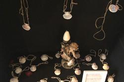coquillage pendant