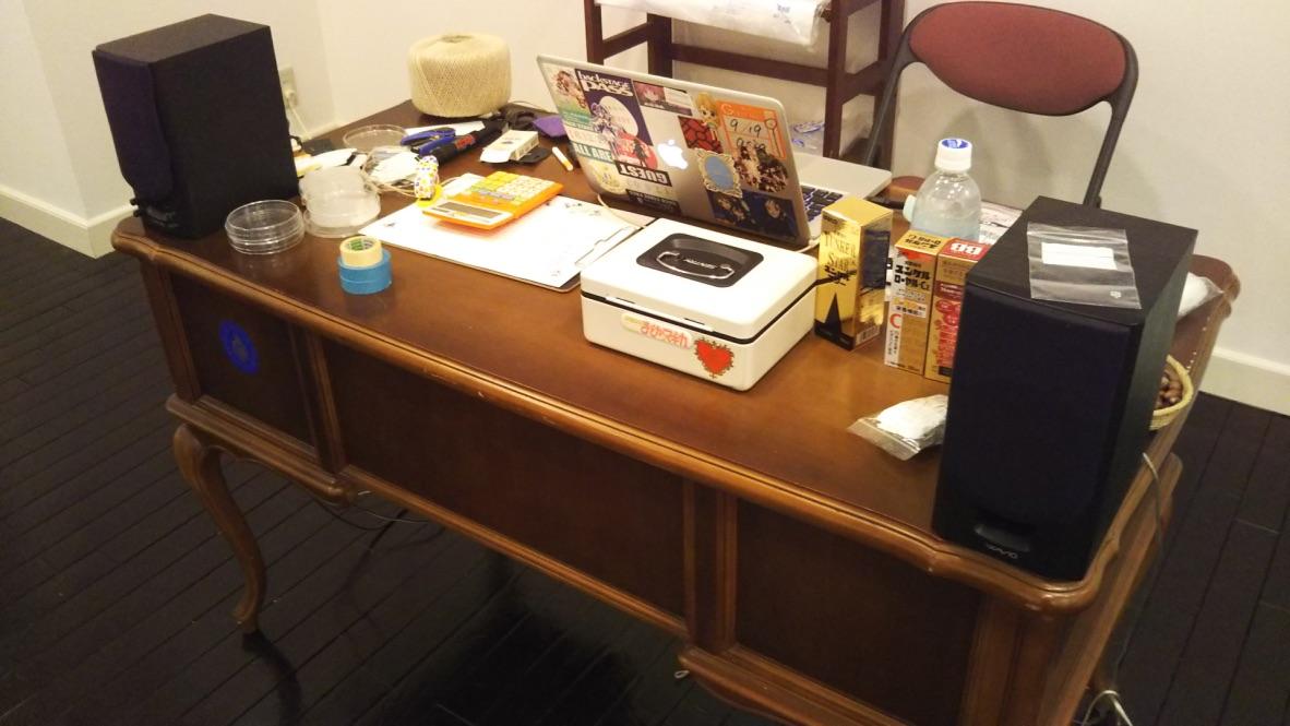 maker's desk