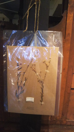 botanical specimen(wrapping)