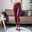 Thumbnail: MARK CRAIG FX High Waist Faux Leather Sexy Women  Leggings Push All Sizes