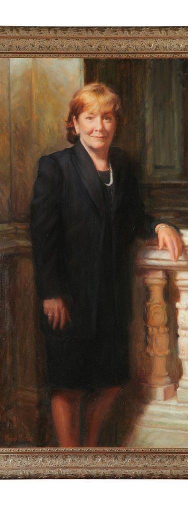Governor Nancy Hollister