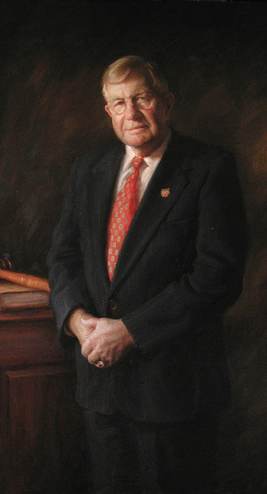 Ohio Senator Richard Finan