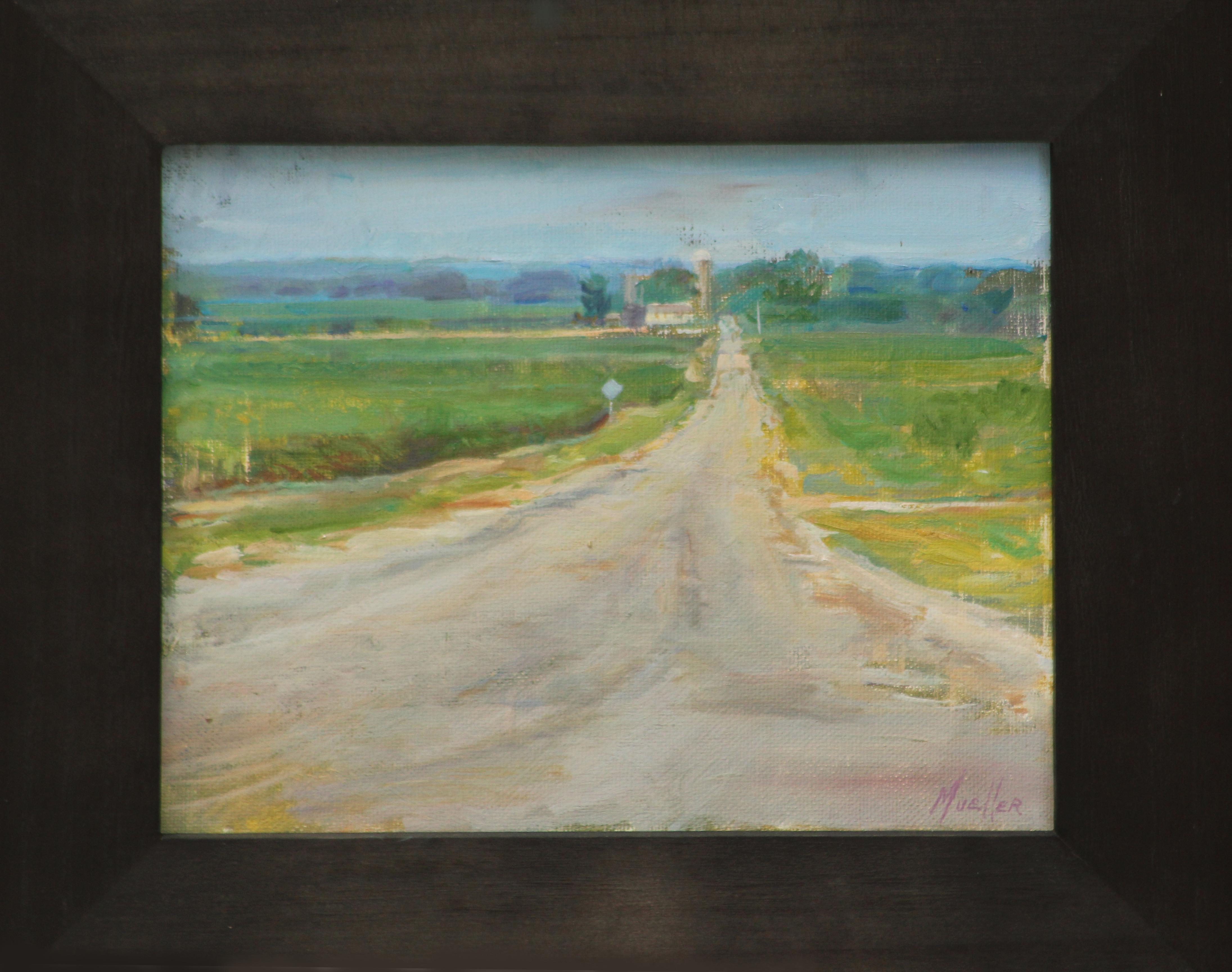americas dairyland (David Mueller) 8 x 10_oil