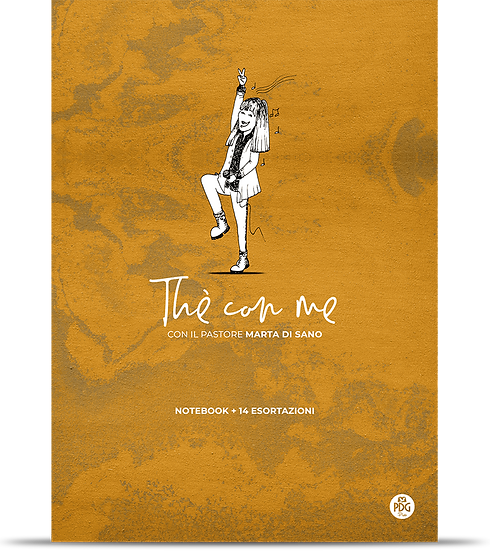 Notebook - Thè con me