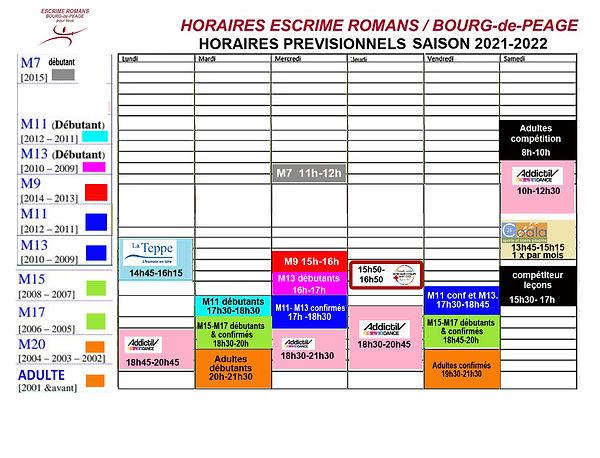 PLANNING ESCRIME ROMANS 03 10 2021 2022..jpg