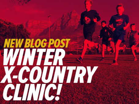 RECAP: June Holidays Winter Cross Country Clinic