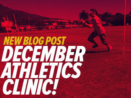 RECAP: December Holidays Athletics Clinic