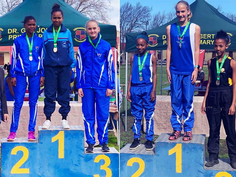 Off The Mark young athletes get podium at Western Cape Schools Cross Country Champs