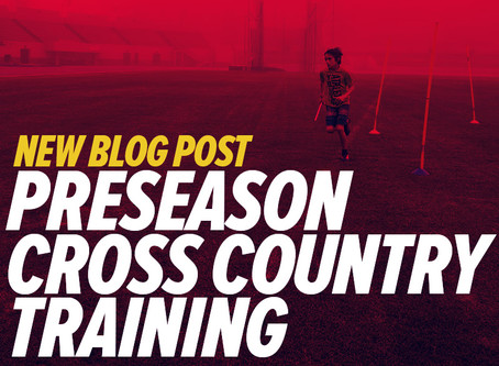 RECAP: Pre-Season Cross Country Training