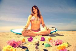 #yoga #surf #love #crystals #divinefeminine #flowers #beauty #ocean #beach #yogini #surfergirl #surf