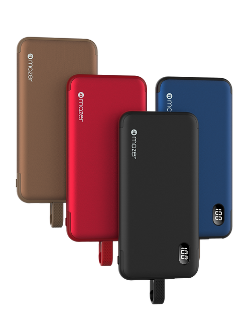 Power.BOOST Duo 10i MFI 10K Power Bank