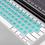 Thumbnail: MAZER KeyBoard Protector Colour airShield for MacBook13 Retina-BL