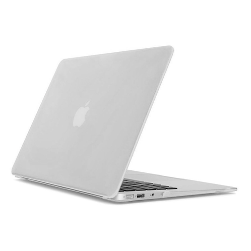 "MAZER Crystal Case for MacBook AIR 13""-Frosted Clear"