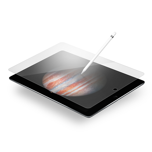 MAZER iPad PRO 12.9 Glass Protector