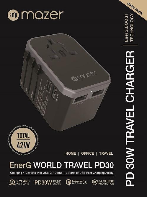 Power.WORLD TRAVELPD45W