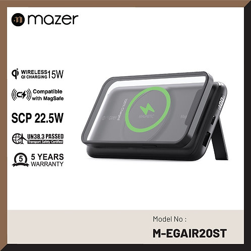 Infinite.BOOST MagSafe 20000mAh Wireless Power Bank